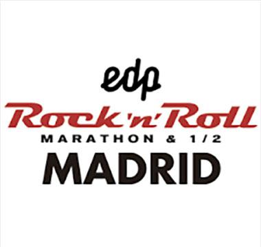 Diseño y desarrollo WordPress: EDP Rock´n´Roll MADRID MARATON