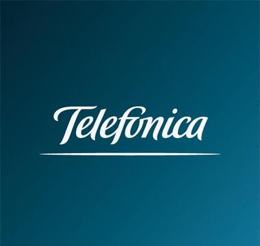 Diversos trabajos web: Telefónica de España